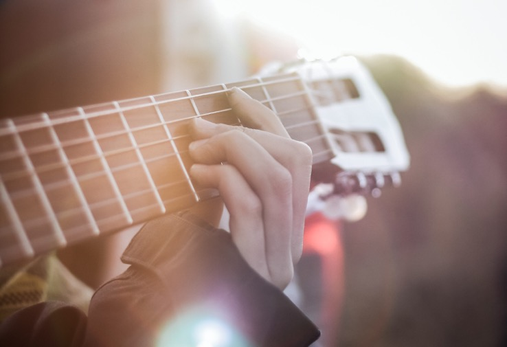 benefits of learning the guitar
