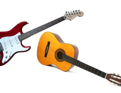 Should you learn guitar on electric or acoustic?