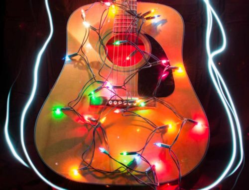 Why a new guitar should be on your Christmas list
