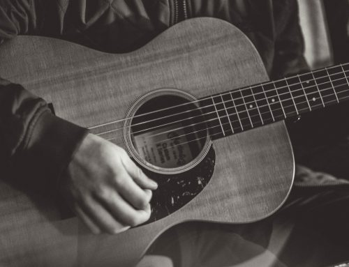 How to become a guitarist: three essential traits