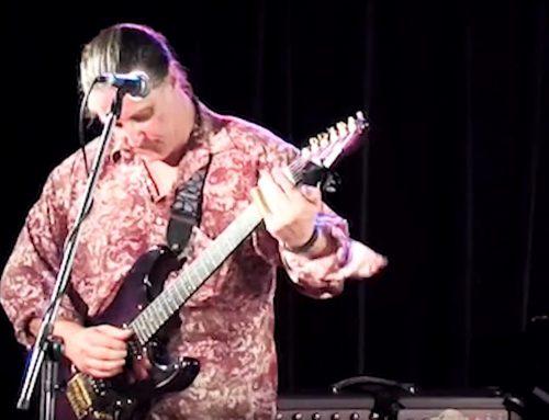 Guitar Heroes perform 'While My Guitar Gently Weeps'