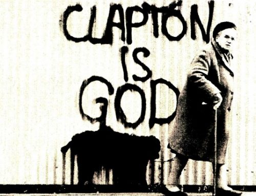 An Interview With Steve Flack on His Eric Clapton Medley