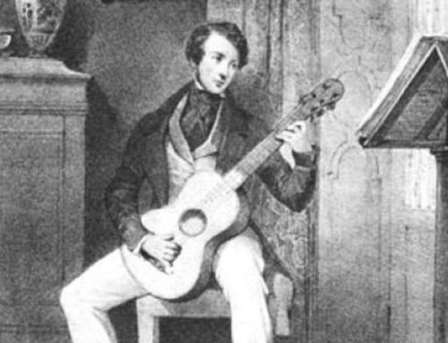Classical Guitarist Spotlight: Mateo Carcassi Studies 2 & 7 …And The Holy Grail of Guitar Method.